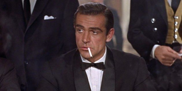'Casino Royale', única película de James Bond en la que no aparece tabaco o su humo en ningún