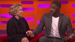 La extraña petición de Idris Elba a Kate Winslet para una escena de