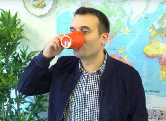 Por qué un político del Frente Nacional enseña fotos de 'El Risitas' en sus