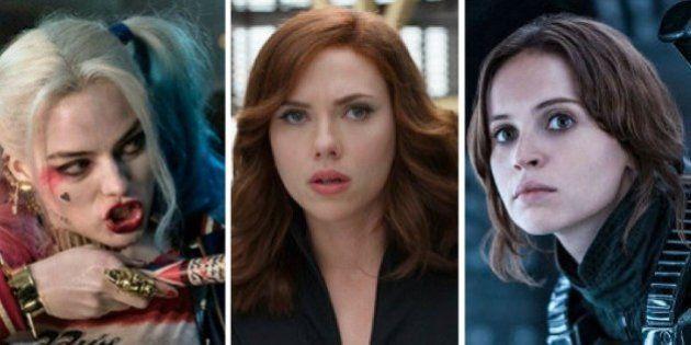 Las mujeres sólo dijeron el 27% de las palabras en las películas más taquilleras de
