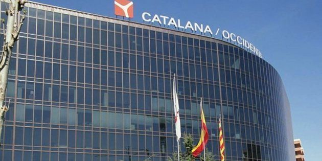 Edificio de Catalana Occidente en