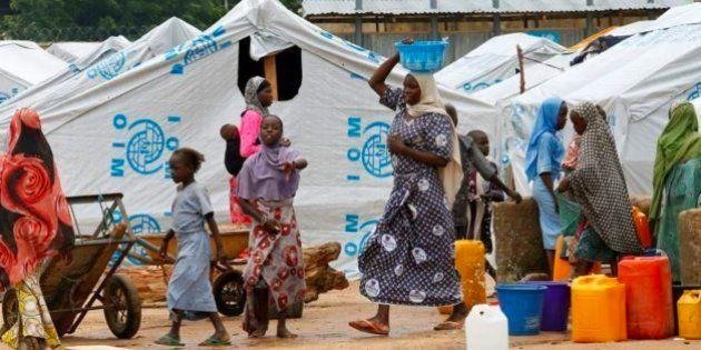 Al menos 50 muertos tras un bombardeo del Ejército nigeriano en un campo de