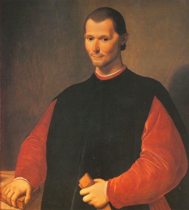 Las tres cosas que Maquiavelo no dijo sobre la política de
