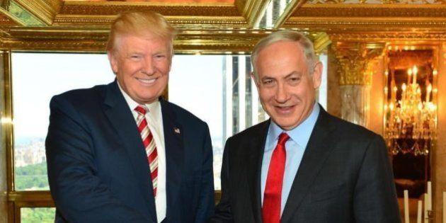 Trump y Netanyahu, una alianza de
