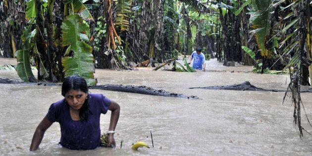 Inundaciones en Bolivia,