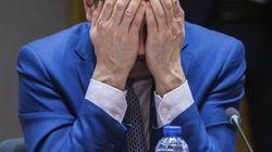 Guindos esperaba que el presidente del Eurogrupo