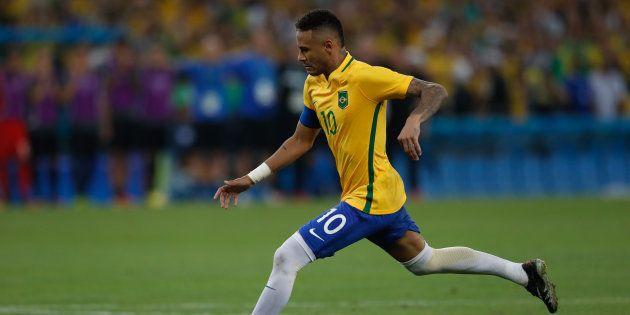Neymar es uno de los jugadores que más ha brillado en todas las categorías inferiores de