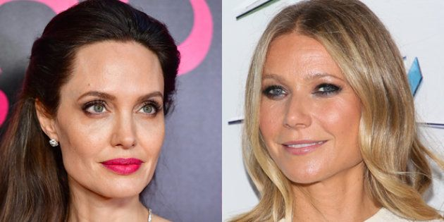 Angelina Jolie y Gwyneth Paltrow acusan a Harvey Weinsten de acoso