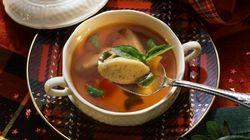 La sopa es buena y la ciencia lo