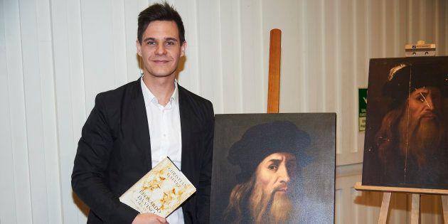 Qué ha llevado a Christian Gálvez a convertirse en un experto mundial en Leonardo Da