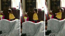El estornudo de esta niña ha hecho que se convierta en nuestro humano