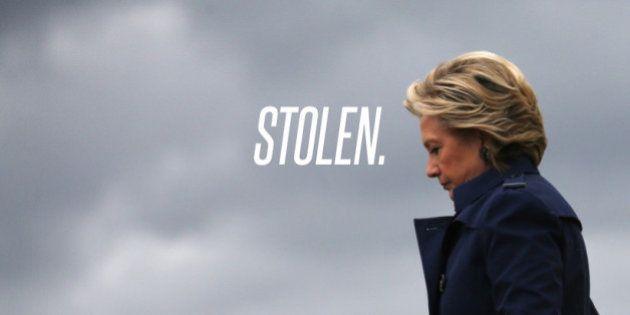 Hillary Clinton es la legítima presidenta