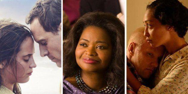 Estrenos de la semana: 'Figuras Ocultas', 'Loving' y 'La luz entre los