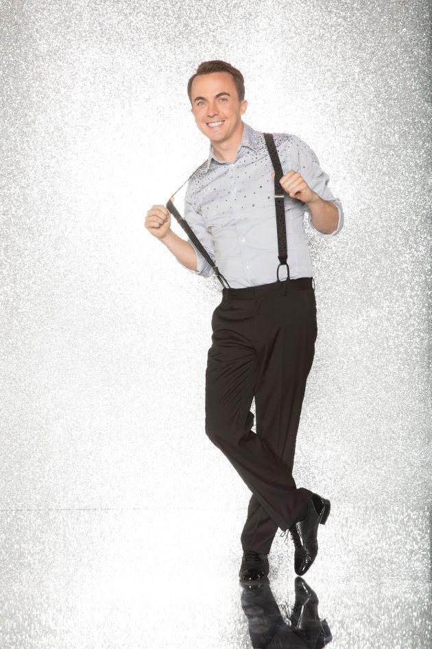 Frankie Muniz en 'Dancing with the
