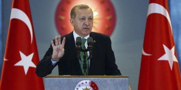 El Gobierno turco