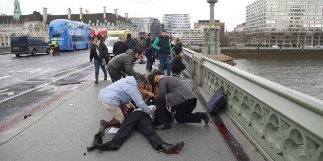 FOTOS del ataque terrorista de