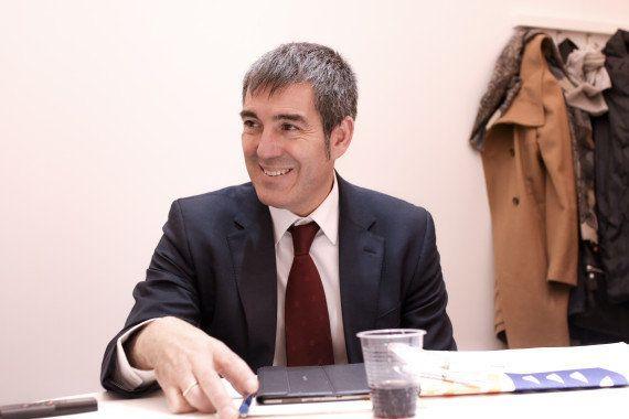 Fernando Clavijo:
