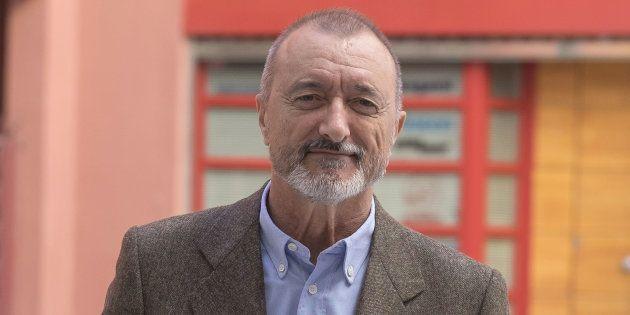 El escritor Arturo Pérez-Reverte, en una imagen de archivo de