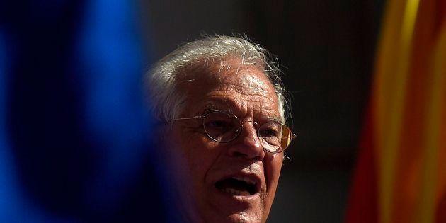 Borrell advierte a Rajoy de que debe