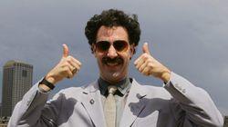 Esta frase de Putin sobre Trump es digna de Borat (lo dice el propio
