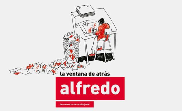 Alfredo González, Premio Nacional de Ilustración