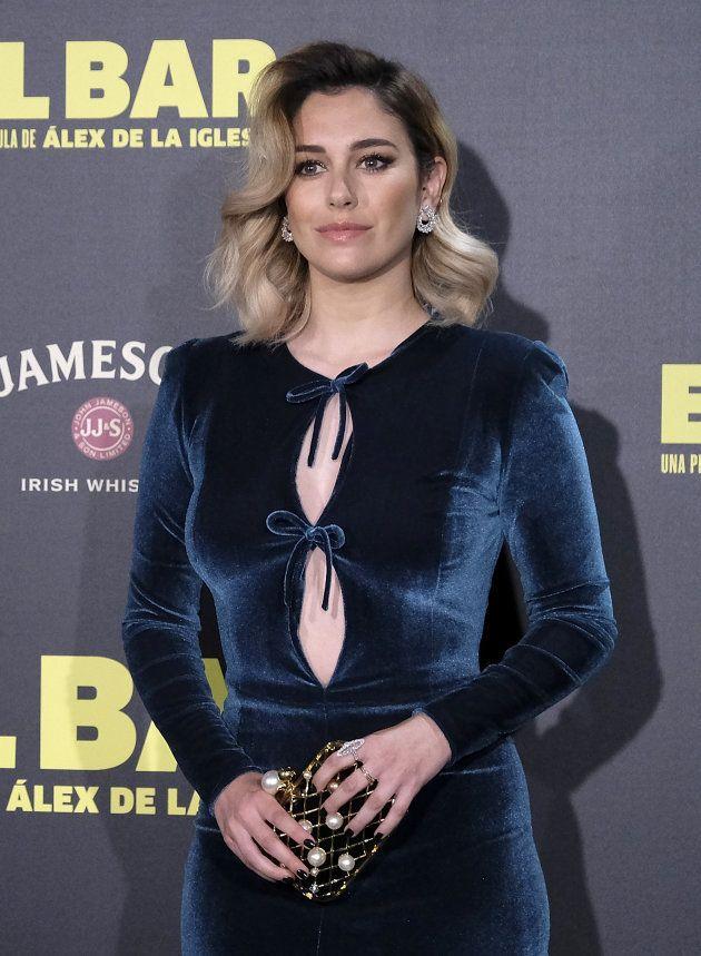 Blanca Suárez, de