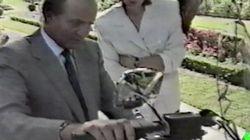 El loco día en el que el rey Juan Carlos intentó arrancar una