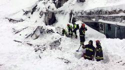 Huéspedes de hotel de Los Abruzos sepultado por el alud habían pedido