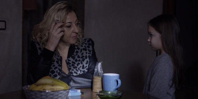 Imagen de la película 'La puerta
