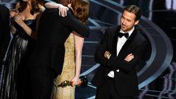 Ryan Gosling aclara por qué sonrió tras la pifia de los