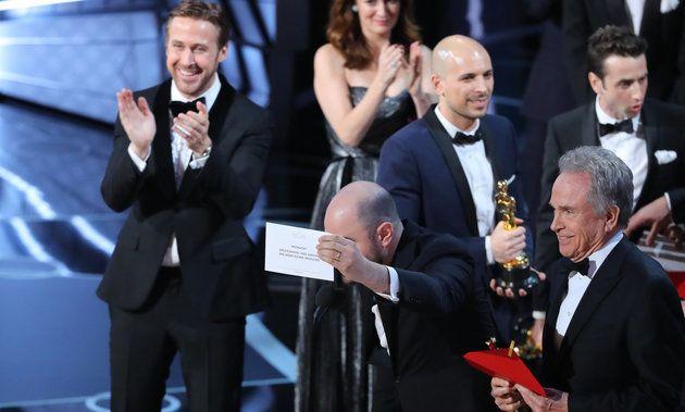 Ryan Gosling aplaude tras la sonada confusión de los