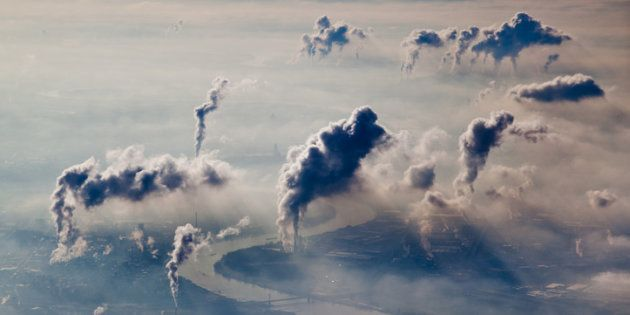 La contaminación atmosférica causó casi medio millón de muertes prematuras en Europa en