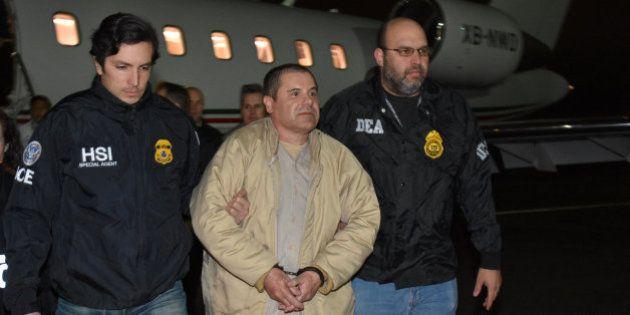 México extradita al Chapo Guzmán a EE UU el último día del Gobierno de