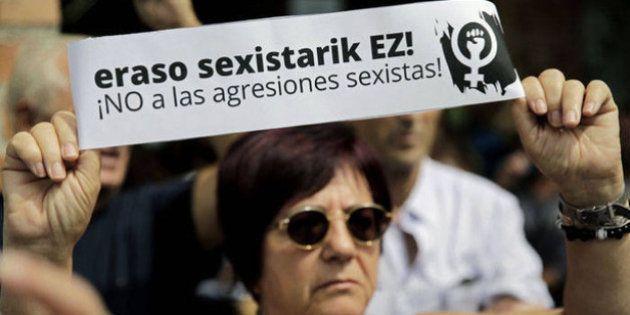 Dos hombres drogan con burundanga y violan a una joven en Bilbao mientras otro los