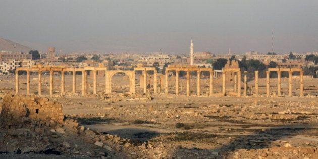 El régimen sirio afirma que el ISIS ha vuelto a dañar las antigüedades en