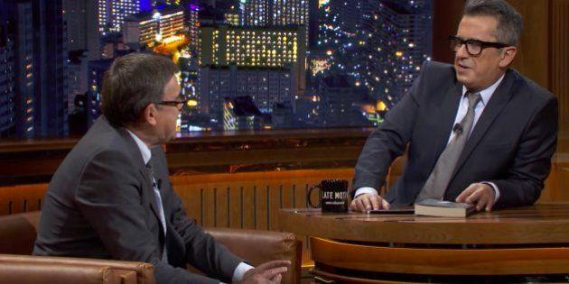 Buenafuente pregunta a Torres por qué huyó de 'LaSexta Noche':