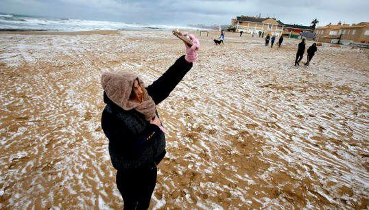 30 fotos espectaculares del temporal de