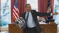La despedida de Ellen DeGeneres a Barack Obama te hará reír y