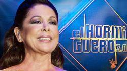 'El Hormiguero' entrevistará a Isabel Pantoja el 30 de