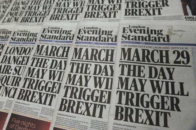 Ha llegado la hora: comienza el Brexit, el largo adiós de Reino Unido a la