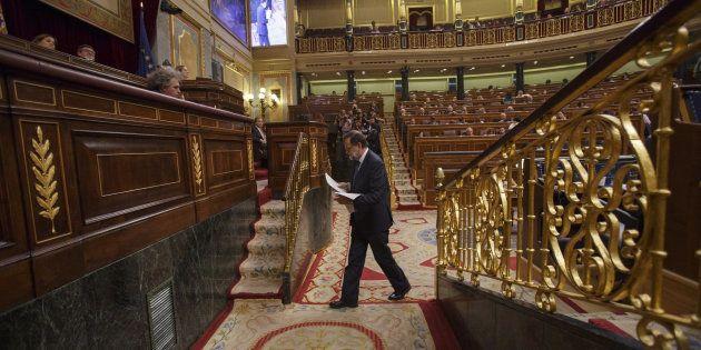 Rajoy en el