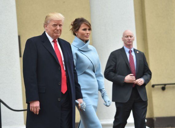 Pura moda americana: Melania Trump elige a Ralph Lauren y se inspira en Jackie