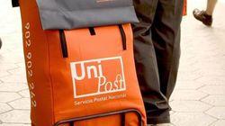 Unipost presenta un ERE para toda su plantilla: 2.200