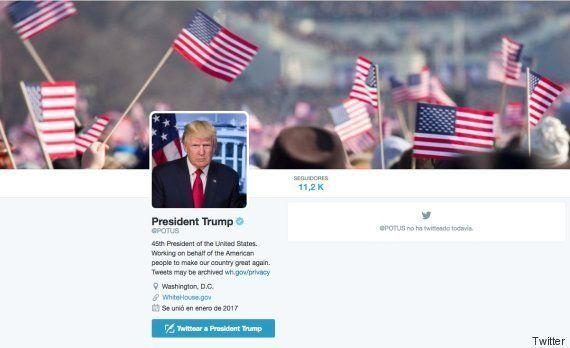 Donald Trump ya es Presidente en