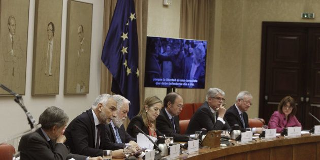 El Congreso celebra un acto conmemorativo del 60 aniversario de la firma del Tratado de