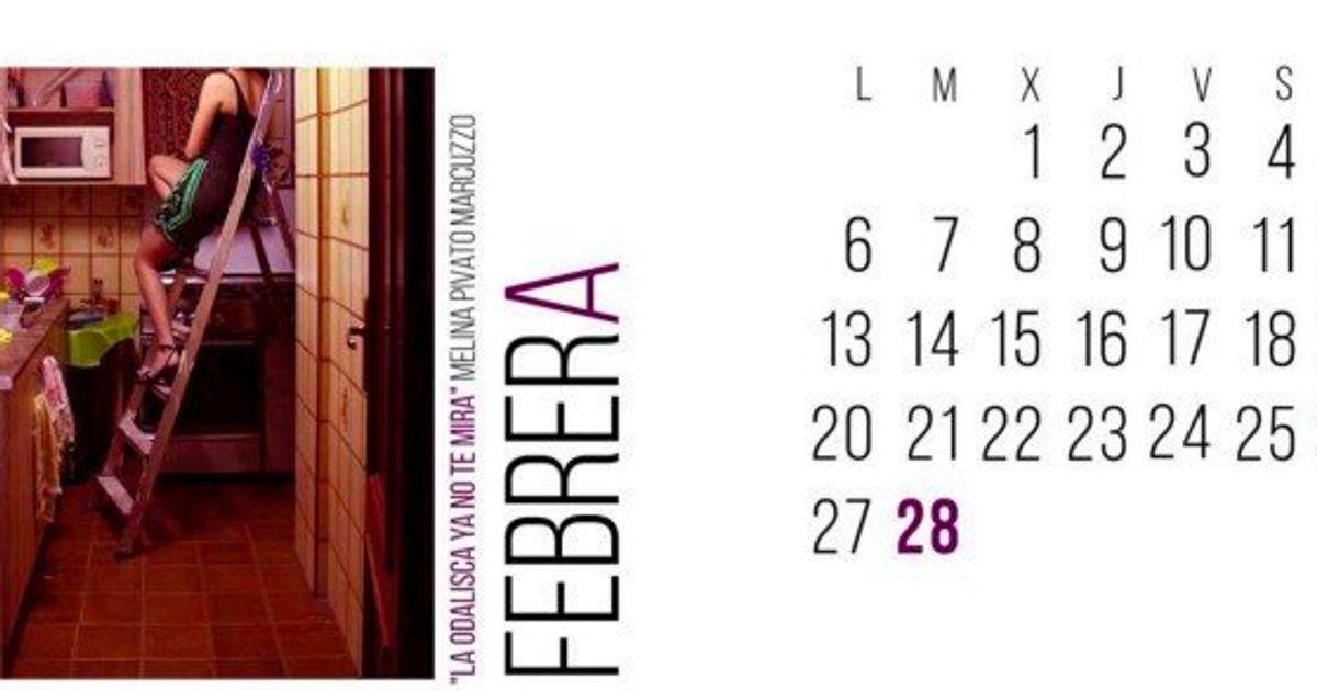 Calendario Ugr 2020.De Enera A Diciembra El Calendario Por La Igualdad De La