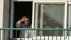 El expresidente egipcio Hosni Mubarak , en libertad seis años después de la primavera