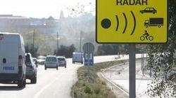La DGT recauda 164 millones con los radares, un 37% más que hace 5