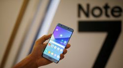 Samsung explicará por qué explotaban los Galaxy Note