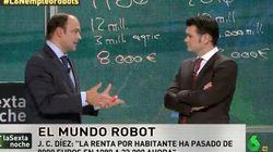 José Carlos Díez indigna con este comentario sobre la renta